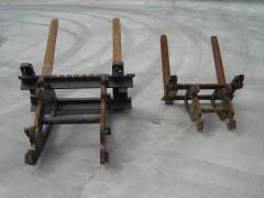 Palletvork 13 – 20 tons kraan