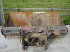 Kantelbak 16 – 25 tons kraan