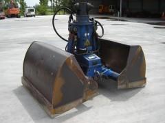 Zandknijper 1500 liter