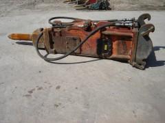 Sloophamer 15-25 tons kraan